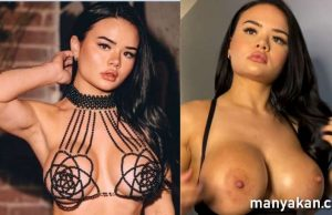 Jessica Sunok Nude Thick Asian Model Leaked Sex Complete