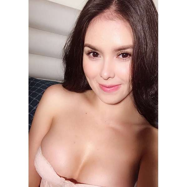Maine Eugenio Nude Pictures Pinay Model Scandal Complete Set Leaked Playboy
