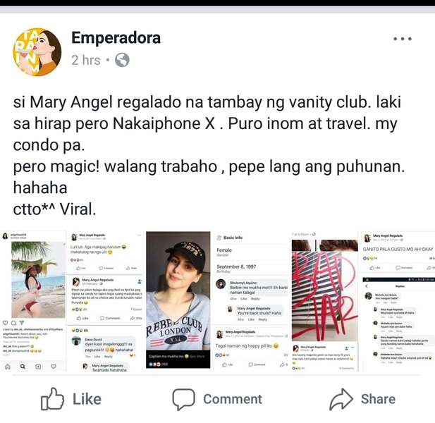 Mary Angel Regalado Scandal Viral Pinay Walker Sex Video Full Leaked Nude