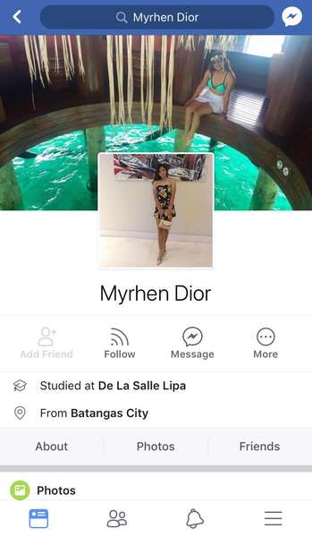 Myrhen Dior Scandal Pinay Teen Nude Pictures And Leaked Sex Video