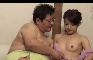 Old Young Fetish Sex Featuring Cute Asian Teen Escort