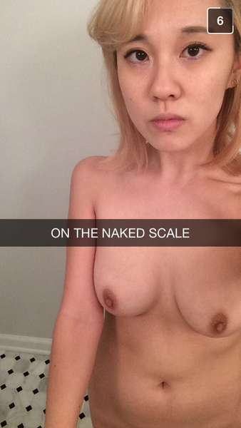 Peach Liu Nude Asian Leaked Iphone Snapchat Sex Videos Full Scandal